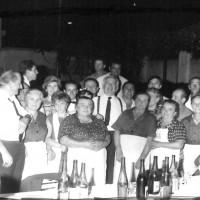 Festa del 1966: le compagne e i compagni delle cucine [ISMO, AFPCMO]