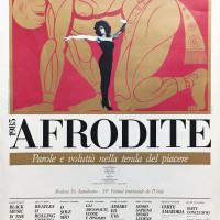 """""""Afrodite"""", spazio della Fgci alla festa provinciale de l'Unità di Modena, 1985 [ISMO, AFPCMO]"""
