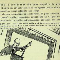 Indicazioni su come gestire proiezioni di film e dibattiti, a cura della Commissione cultura della federazione modenese del PCI, 1953 [ISMO, APCMO]