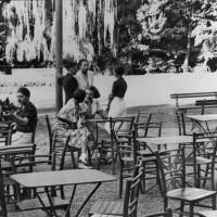 Parco delle acque minerali. Lo chalet nel 1930