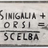 Scritte sui Muri di Modena. Orsi era il proprietario delle Fonderie Riunite di Modena [ISMO, AFPCMO]