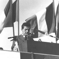 Modena, 1977. Il Comizio di Enrico Berlinguer alla festa nazionale dell'Unità [ISMO, AFPCMO]