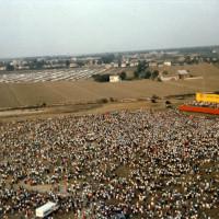 La festa nazionale de l'Unità del 1985 all'Aeroporto militare