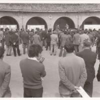 Fondo Fotografico Michele Minisci-comizio del 25 aprile in piazza Garibaldi, 25 aprile 1973