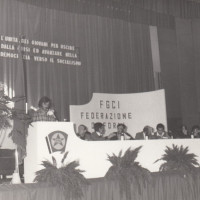 Fondo Fotografico Michele Minisci- Congresso della FGCI di Forlì, novembre 197