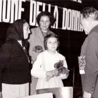 Palmiro Togliatti al V congresso provinciale, 1954