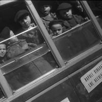 """""""Un treno della felicità"""", 1947"""