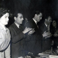 V congresso provinciale della FGCI, 1955