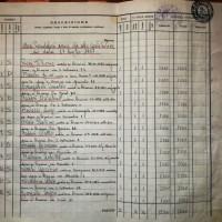 27 luglio 1967-28 novembre 1979. Il 1° libro Soci della Casa del Popolo di Torre Pedrera, composto di 44 pagine. Nella foto la prima pagina