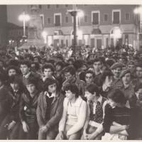 Fondo Fotografico Michele Minisci- manifestazione del PCI, anni '70