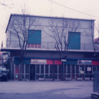 25 marzo 2000. L'immobile del Circolo Cavaretta pochi mesi prima della vendita