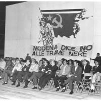 Modena, festa del 1974: iniziativa contro il terrorismo [ISMO, AFPCMO]