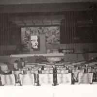 Fondo Fotografico Michele Minisci- dibattitto alla Taverna Verde, gennaio 1970