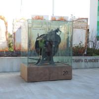 Monumento alla libertà di stampa, Conselice