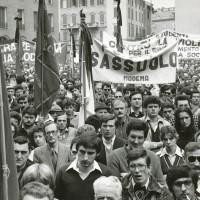 Modena il giorno successivo all'uccisione di Aldo Moro, 10 maggio 1978 [ISMO, AFPCMO]