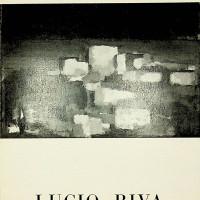 L'artista Lucio Riva ospite di un'iniziativa del circolo, 1961 [ISMO, APCMO]