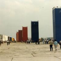 La festa nazionale de l'Unità del 1985 all'Aeroporto militare (Franco Cazzola)