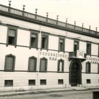 """Storica sede della federazione di Ferrara del PCI, detta """"Il Cremlino"""""""
