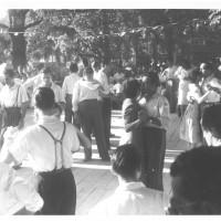 La balera alla festa provinciale del 1950 [ISMO, AFPCMO]