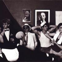 """Servizio fotografico per il n. 12 de """"L'Assalto al cielo"""", gennaio 1985 [ISMO, AFPCMO]"""