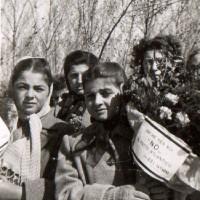 No al Patto atlantico, Savarna, aprile 1949