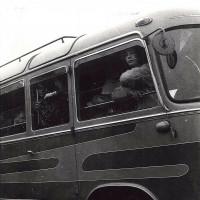 Manifestazione alla Berco, 17 maggio 1979