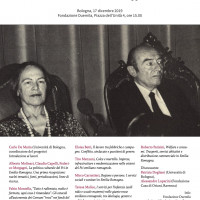 Primo seminario di lavoro del Gruppo di ricerca (Bologna, 17 dicembre 2019)   PDF