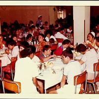 La mensa dell'Istituto Charitas, simile a quello di Villa Giardini per quanto riguarda gli abusi sui ragazzi ospiti [ISMO, APCMO]