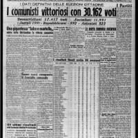 """""""L'Unità Democratica"""", 3 aprile 1946"""