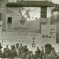 Festa de l'Unità, Brisighella, anni Cinquanta