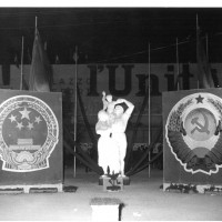 Scenografie delle feste dell'Unità negli anni Cinquanta [ISMO, AFPCMO]