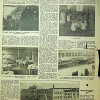 Articolo sull'origine della violenza alle Fonderie, prima dello sciopero del 9 gennaio  [La voce dei lavoratori, 5 gennaio 1950]