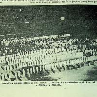 Lo spettacolo del 1950 in un articolo de «l'Unità» [L'Unità, 19 settembre 1950]