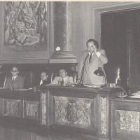 Giuliano Pedulli, Angelo Satanassi. Il Sindaco, p. 86- seduta del Consiglio comunale di Forlì, intervento del Sindaco Angelo Satanassi, 22 settembre 1972