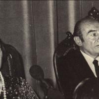Nilde Iotti e Renato Zangheri