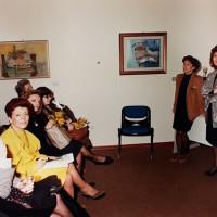 Inaugurazione Centro Donna via Fortis, 8 marzo 1988