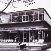 1969. Torre Pedrera. L'immobile della Casa del Popolo