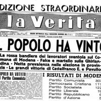 """""""La Verità"""", 2 aprile 1946"""
