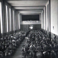 IV congresso provinciale della FGCI, gennaio 1953 (Museo del Risorgimento e della Resistenza)