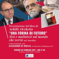 Presentazione del libro di Achille Occhetto, 26 febbraio 2021  PDF