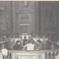 Giuliano Pedulli, Angelo Satanassi. Il Sindaco, p. 91- seduta del Consiglio comunale di Forlì, 18 febbraio 1975