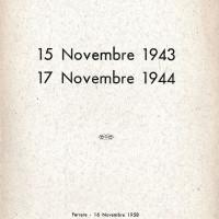 Discorso di Armando Gavagnin tenuto il 16 novembre del 1958 a Ferrara