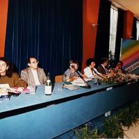 Conferenza provinciale sulle Pari Opportunità promossa da Provincia e Comune di Forlì e Centro Donna, 1988/89.