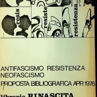 Proposta bibliografica della libreria Rinascita anno 1976 [ISMO, APCMO]
