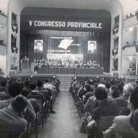V congresso provinciale, 1954