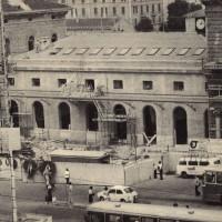 La stazione ricostruita dopo la strage del 2 agosto (suppl. n. 6 giugno 1981 Due Torri)