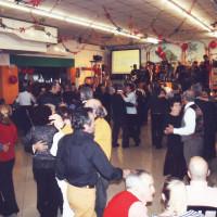 2007 ca. San Giovanni in Marignano, Casa del Popolo. Festa danzante del Centro Sociale Anziani