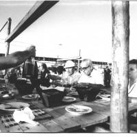 Uno dei ristoranti della festa del 1983  [ISMO, AFPCMO]
