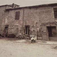 La vecchia sede, anche Osteria del Lavoratore, abbandonata nel 1972