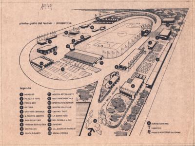 Ippodromo di Ravenna, sede principale delle Feste dell'Unità